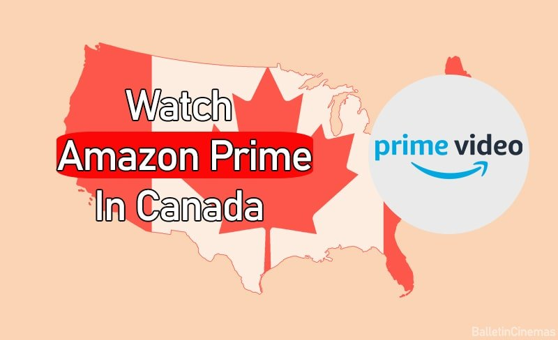 how to watch American amazon prime in Canada