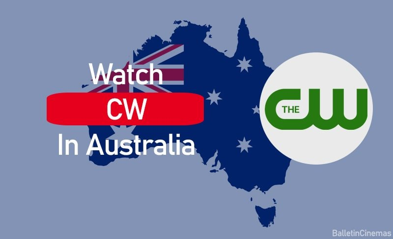 How To Watch The CW In Australia