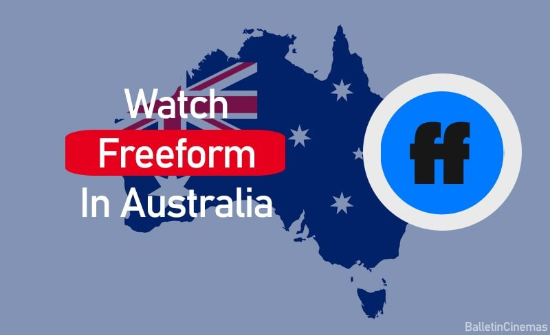 watch freeform in Australia